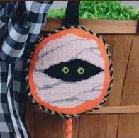 Pepperberry Designs Green eyed Mummy