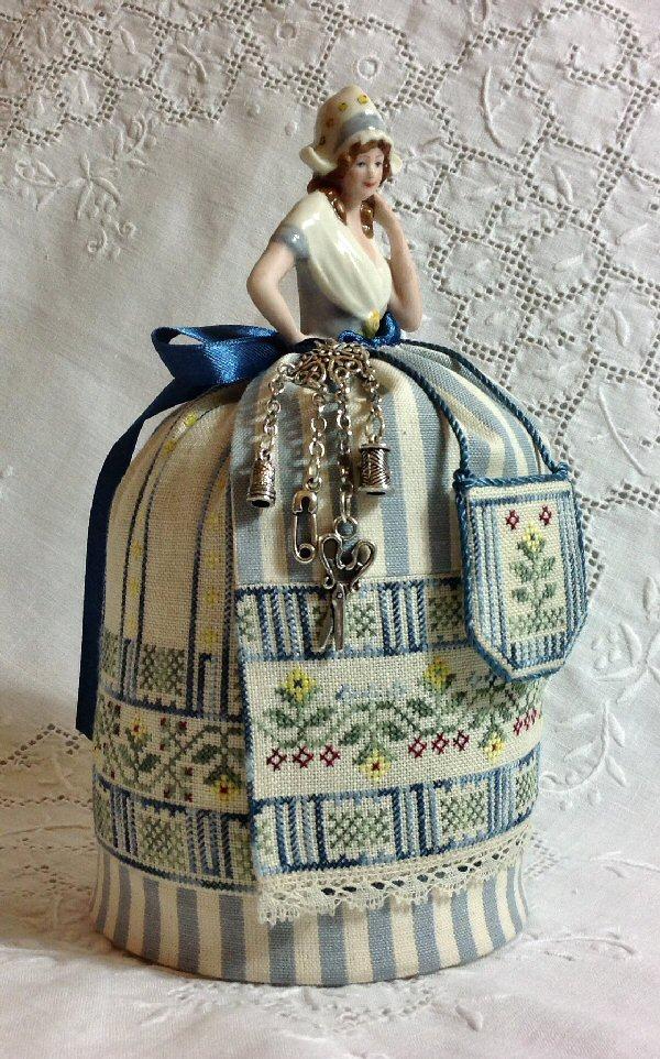 Grethel-a dutch maiden by Giulia Punti Antichi