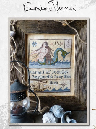 The Primitive Hare Guardian Mermaid