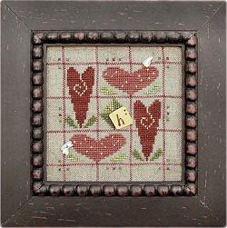 Samsarah Design Studio H is for Heart