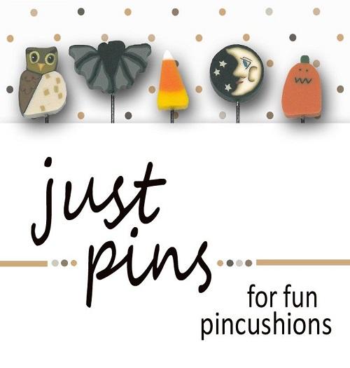 JUBCO Halloween assortment pin set