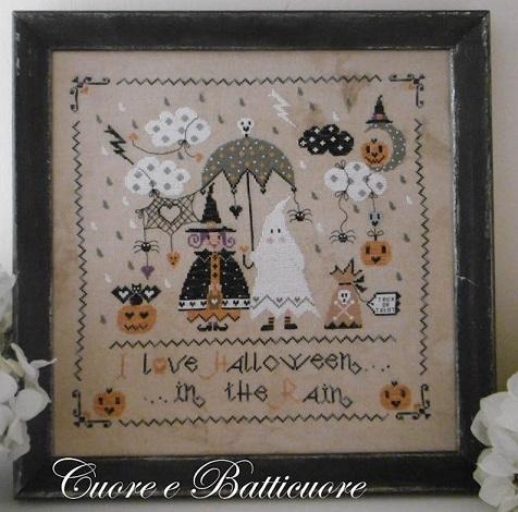 Cuore e Batticuore Halloween in the rain