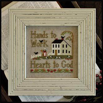 Hands To Work by Little House of Needleworks