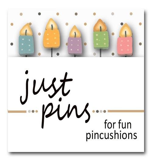 JUBCO Happy Birthday to you pin set