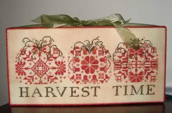 Aury TM Harvest Time