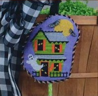 Pepperberry Designs Haunted house
