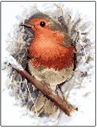 Robin Redbreast by John Stubbs - Wildlife Collection