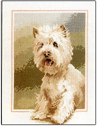 Westie - John Stubbs Dog Collection