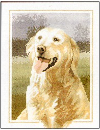 Golden Retriever - John Stubbs Dog Collection