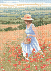 Poppy girl by Heritage Crafts