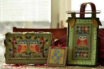 Hands On Designs Owl Love