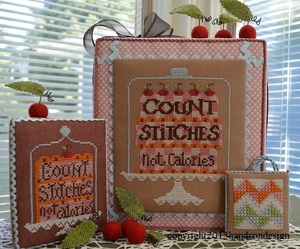 Counted stitches by Hands On Design