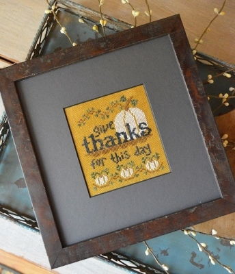Give Thanks by Hands On Designs