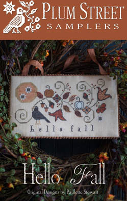 Hello Fall by Plum Street Samplers