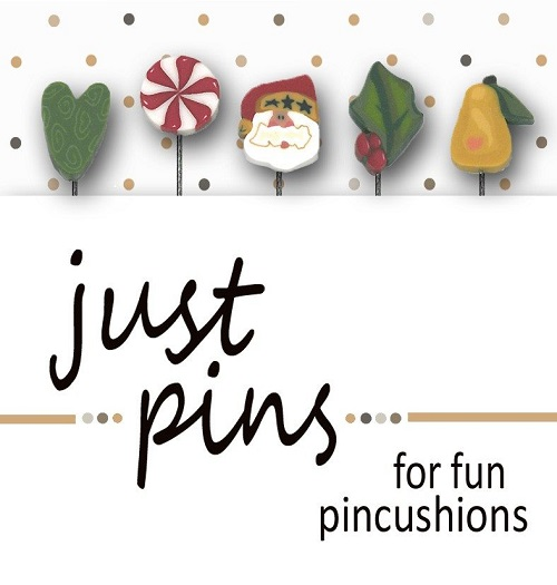 JUBCO Holiday Assortment pin set
