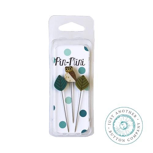 JUBCO mini pin set Hoot