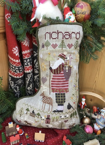 Richard's Stocking by Shepherd's Bush