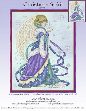 Christmas Spirit by Joan Elliott