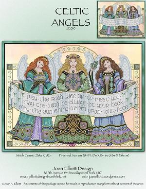 Celtic Angels by Joan Elliott