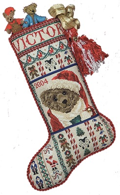 Just Nan Victor's stocking, JN149