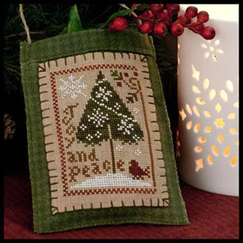 Joy and Peace by Little House of Needlework