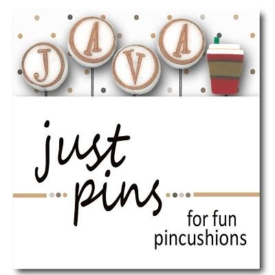 JUBCO J is for Java pin set