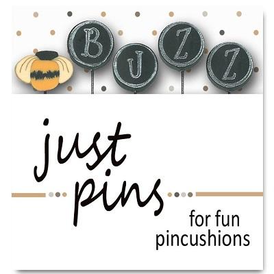JUBCO B is for Buzz pin set