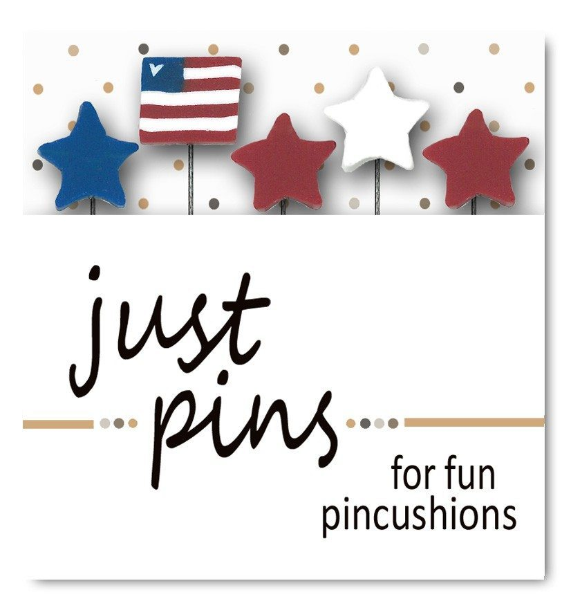 JABCO Americana pin set