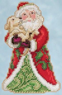 Jim Shore Best friend Santa, JS205106