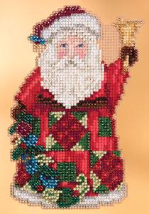 Jim Shore Glad Tidings Santa,JS203103