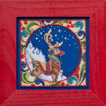 Reindeer,JS304101, by Jim Shore