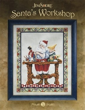 Santa's Workshop by Jim Shore