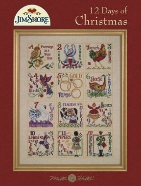 12 Days Of Christmas by Jim Shore