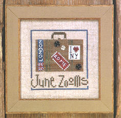 Bent Creek June Zooms (with charms)