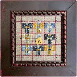 K is for Kimono by Samsarah Design Studio