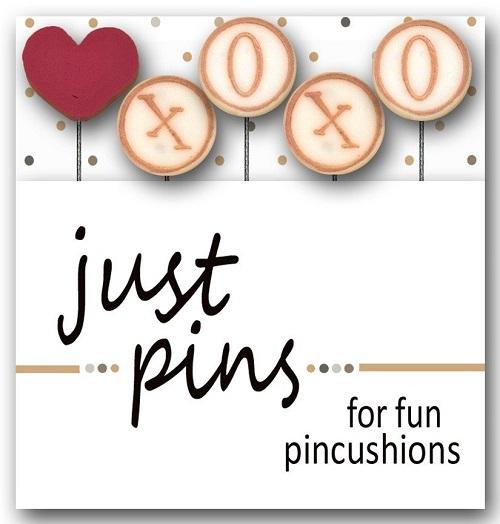 JUBCO KIsses pin set