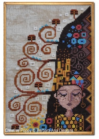 Barbara Ana Designs Dreaming of Klimt