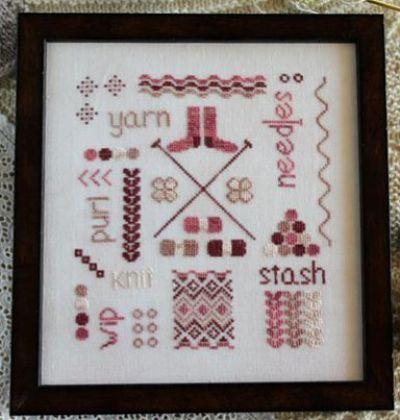 October House Fiber Arts A knitter's sampler