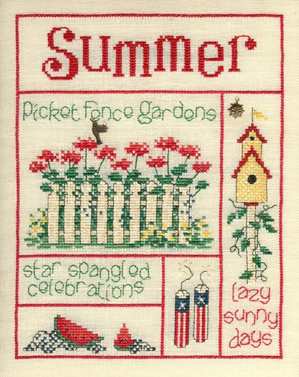 Sue Hillis Designs It's summer
