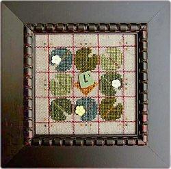Samsarah Design Studio L is for lilypad