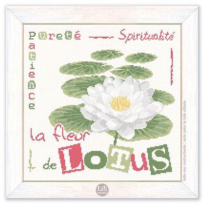 Lili Points La Fleur de Lotus