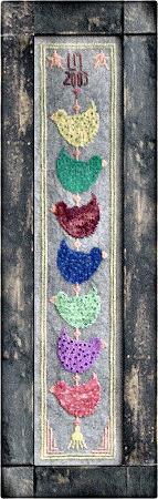 La-D-Da String of Birds