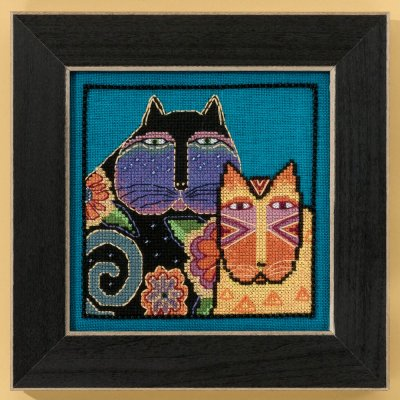 Feline Friends by Mill Hill