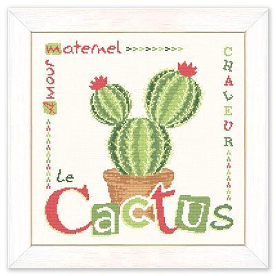 Lili Points Cactus