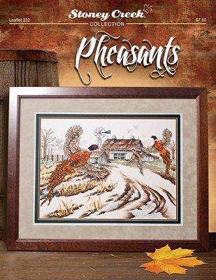 Stoney Creek -232- Pheasants