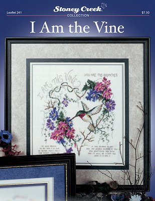 Stoney Creek -241- I am the Vine