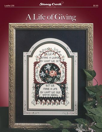 Stoney Creek -256- A life of giving