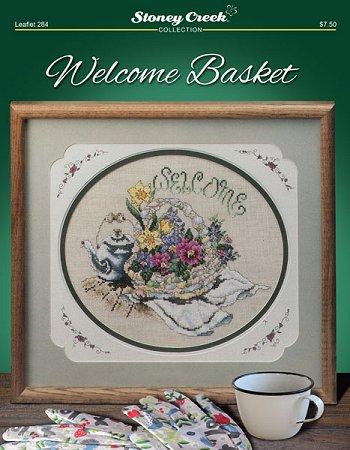 Stoney Creek -284- Welcome basket