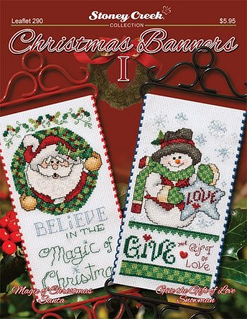 Christmas banners I by Stoney Creek