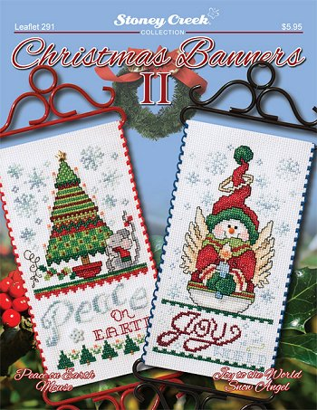 Christmas banners II by Stoney Creek